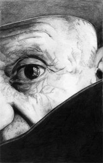 Picasso - Grafite / Sketchbook / 1999.